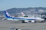 kintaroさんが、伊丹空港で撮影した全日空 737-8ALの航空フォト(飛行機 写真・画像)