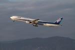 344さんが、福岡空港で撮影した全日空 777-381の航空フォト(飛行機 写真・画像)