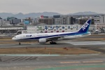 344さんが、福岡空港で撮影した全日空 777-281の航空フォト(飛行機 写真・画像)