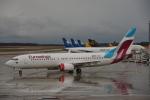 JA8037さんが、ケルン・ボン空港で撮影したユーロウイングス 737-86Jの航空フォト(飛行機 写真・画像)