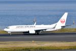 panchiさんが、羽田空港で撮影した日本航空 737-846の航空フォト(飛行機 写真・画像)