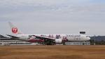 オキシドールさんが、広島空港で撮影した日本航空 767-346/ERの航空フォト(飛行機 写真・画像)