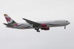 青春の1ページさんが、成田国際空港で撮影したサンデー・エアラインズ 767-332/ERの航空フォト(飛行機 写真・画像)