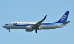 鉄バスさんが、羽田空港で撮影した全日空 737-881の航空フォト(飛行機 写真・画像)