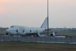kuro2059さんが、スワンナプーム国際空港で撮影したオリエント・タイ航空 747-422の航空フォト(飛行機 写真・画像)