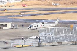 きまぐれまささんが、名古屋飛行場で撮影した海上自衛隊 SH-60Jの航空フォト(飛行機 写真・画像)