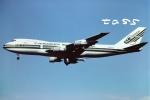 tassさんが、成田国際空港で撮影したエバーグリーン航空 747-273Cの航空フォト(飛行機 写真・画像)
