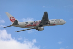 JA1118Dさんが、那覇空港で撮影した日本航空 767-346/ERの航空フォト(飛行機 写真・画像)