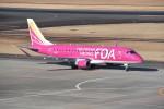 kumagorouさんが、仙台空港で撮影したフジドリームエアラインズ ERJ-170-200 (ERJ-175STD)の航空フォト(飛行機 写真・画像)