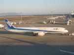 くまのんさんが、中部国際空港で撮影した全日空 787-9の航空フォト(飛行機 写真・画像)