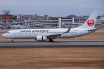 JA56SSさんが、伊丹空港で撮影した日本航空 737-846の航空フォト(飛行機 写真・画像)