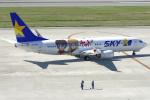 simokさんが、神戸空港で撮影したスカイマーク 737-86Nの航空フォト(飛行機 写真・画像)
