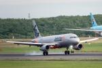 こうきさんが、新千歳空港で撮影したジェットスター・ジャパン A320-232の航空フォト(飛行機 写真・画像)
