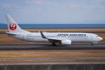 サボリーマンさんが、大分空港で撮影した日本航空 737-846の航空フォト(飛行機 写真・画像)