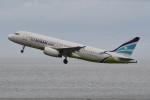 kuro2059さんが、中部国際空港で撮影したエアプサン A320-232の航空フォト(飛行機 写真・画像)