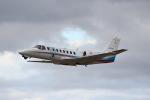 khideさんが、伊丹空港で撮影した朝日新聞社 560 Citation Encoreの航空フォト(飛行機 写真・画像)