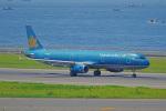 ちゃぽんさんが、中部国際空港で撮影したベトナム航空 A321-231の航空フォト(飛行機 写真・画像)
