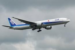 雪虫さんが、新千歳空港で撮影した全日空 777-381の航空フォト(飛行機 写真・画像)