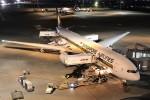 みっしーさんが、羽田空港で撮影したシンガポール航空 777-312の航空フォト(飛行機 写真・画像)
