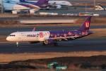 みっしーさんが、羽田空港で撮影した香港エクスプレス A321-231の航空フォト(飛行機 写真・画像)