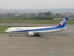 エアキンさんが、富山空港で撮影した全日空 767-381/ERの航空フォト(飛行機 写真・画像)