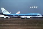 tassさんが、成田国際空港で撮影したKLMオランダ航空 747-406の航空フォト(飛行機 写真・画像)