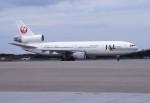 kumagorouさんが、仙台空港で撮影した日本航空 DC-10-40Iの航空フォト(飛行機 写真・画像)
