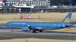パンダさんが、成田国際空港で撮影したベトナム航空 A321-231の航空フォト(飛行機 写真・画像)