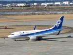 エアキンさんが、富山空港で撮影した全日空 737-781の航空フォト(飛行機 写真・画像)