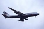 kumagorouさんが、成田国際空港で撮影したブリティッシュ・エアウェイズ 747-436の航空フォト(飛行機 写真・画像)