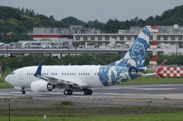 Sharp Fukudaさんが、成田国際空港で撮影したBBJ One 737-7CJ BBJの航空フォト(飛行機 写真・画像)