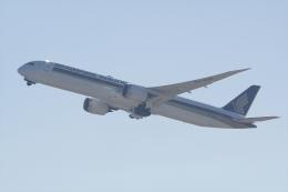 HEATHROWさんが、関西国際空港で撮影したシンガポール航空 787-10の航空フォト(飛行機 写真・画像)