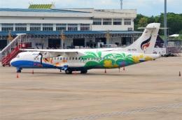 amagoさんが、チェンマイ国際空港で撮影したバンコクエアウェイズ ATR-72-600の航空フォト(飛行機 写真・画像)