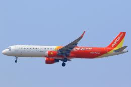 航空フォト:HS-VKJ タイ・ベトジェットエア A321