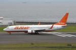 kuro2059さんが、中部国際空港で撮影したチェジュ航空 737-8ASの航空フォト(飛行機 写真・画像)