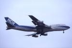 kumagorouさんが、成田国際空港で撮影した日本貨物航空 747-281F/SCDの航空フォト(飛行機 写真・画像)