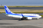 panchiさんが、羽田空港で撮影した全日空 737-781の航空フォト(飛行機 写真・画像)