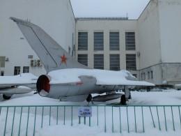 Smyth Newmanさんが、中央軍事博物館で撮影したソビエト空軍 MiG-21Fの航空フォト(飛行機 写真・画像)