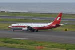 kuro2059さんが、中部国際空港で撮影した上海航空 737-86Nの航空フォト(飛行機 写真・画像)