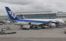 uhfxさんが、那覇空港で撮影した全日空 767-381/ERの航空フォト(飛行機 写真・画像)