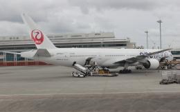 uhfxさんが、那覇空港で撮影した日本航空 777-346の航空フォト(飛行機 写真・画像)