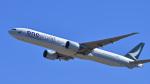 パンダさんが、成田国際空港で撮影したキャセイパシフィック航空 777-367/ERの航空フォト(飛行機 写真・画像)