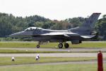 yabyanさんが、岐阜基地で撮影したアメリカ空軍 F-16CM-50-CF Fighting Falconの航空フォト(飛行機 写真・画像)