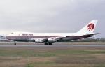 @たかひろさんが、伊丹空港で撮影した日本アジア航空 747-146の航空フォト(飛行機 写真・画像)