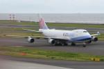 kuro2059さんが、中部国際空港で撮影したチャイナエアライン 747-409F/SCDの航空フォト(飛行機 写真・画像)
