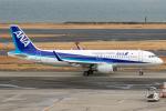 mototripさんが、羽田空港で撮影した全日空 A320-214の航空フォト(飛行機 写真・画像)