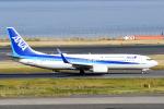 panchiさんが、羽田空港で撮影した全日空 737-881の航空フォト(飛行機 写真・画像)