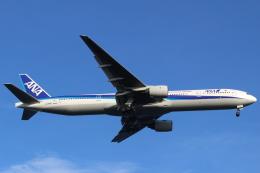 エアさんが、羽田空港で撮影した全日空 777-381の航空フォト(飛行機 写真・画像)