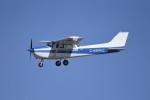 kumagorouさんが、仙台空港で撮影したふくしま飛行協会 172M Skyhawkの航空フォト(飛行機 写真・画像)