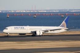ドラパチさんが、羽田空港で撮影したユナイテッド航空 787-10の航空フォト(飛行機 写真・画像)